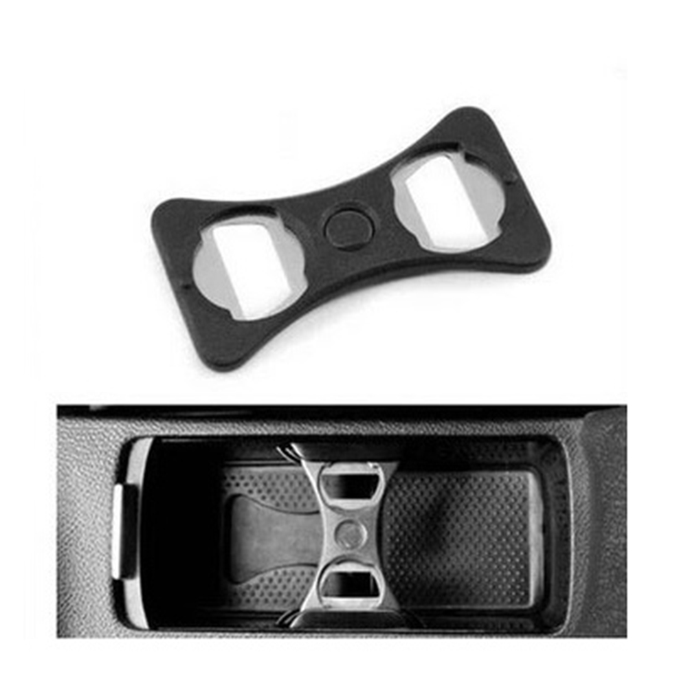 Car Outfit Bottle Opener Cup Holder for Golf Jetta Volkswagen VW Portable Tool