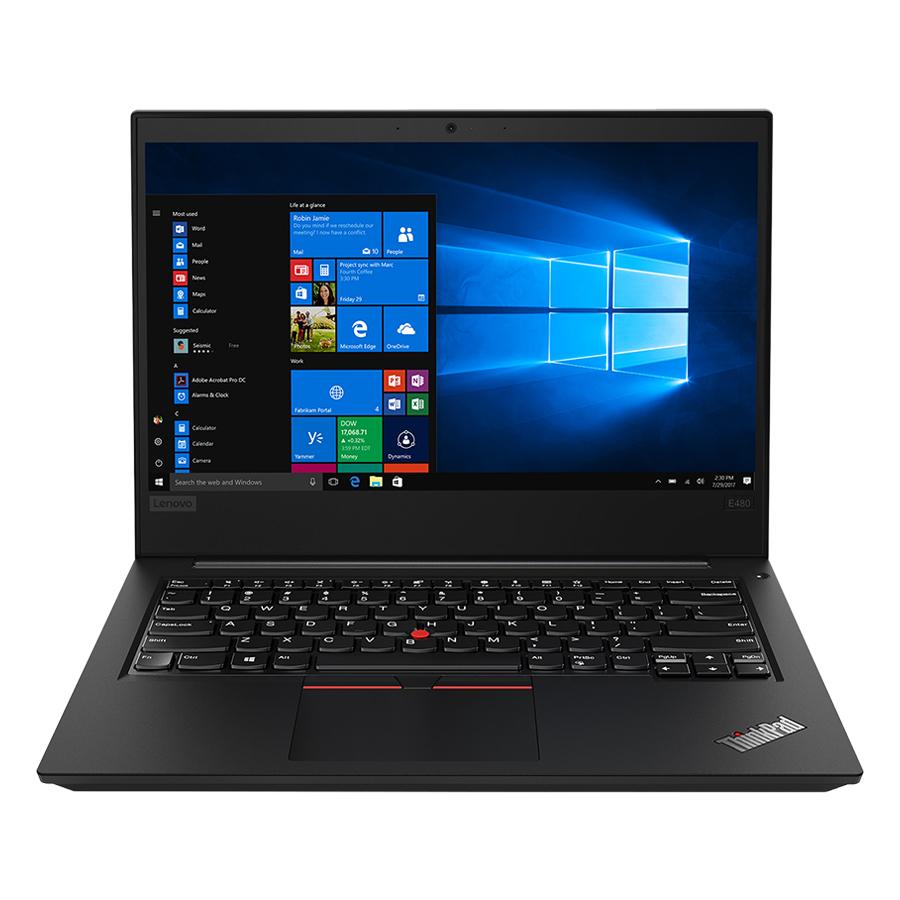 Laptop Lenovo ThinkPad Edge E480 20KN005GVA Core i5-8250U/Free Dos (14 inch) - Hàng Chính Hãng (Black) - 914774 , 4562270152569 , 62_1746701 , 15490000 , Laptop-Lenovo-ThinkPad-Edge-E480-20KN005GVA-Core-i5-8250U-Free-Dos-14-inch-Hang-Chinh-Hang-Black-62_1746701 , tiki.vn , Laptop Lenovo ThinkPad Edge E480 20KN005GVA Core i5-8250U/Free Dos (14 inch) - Hà