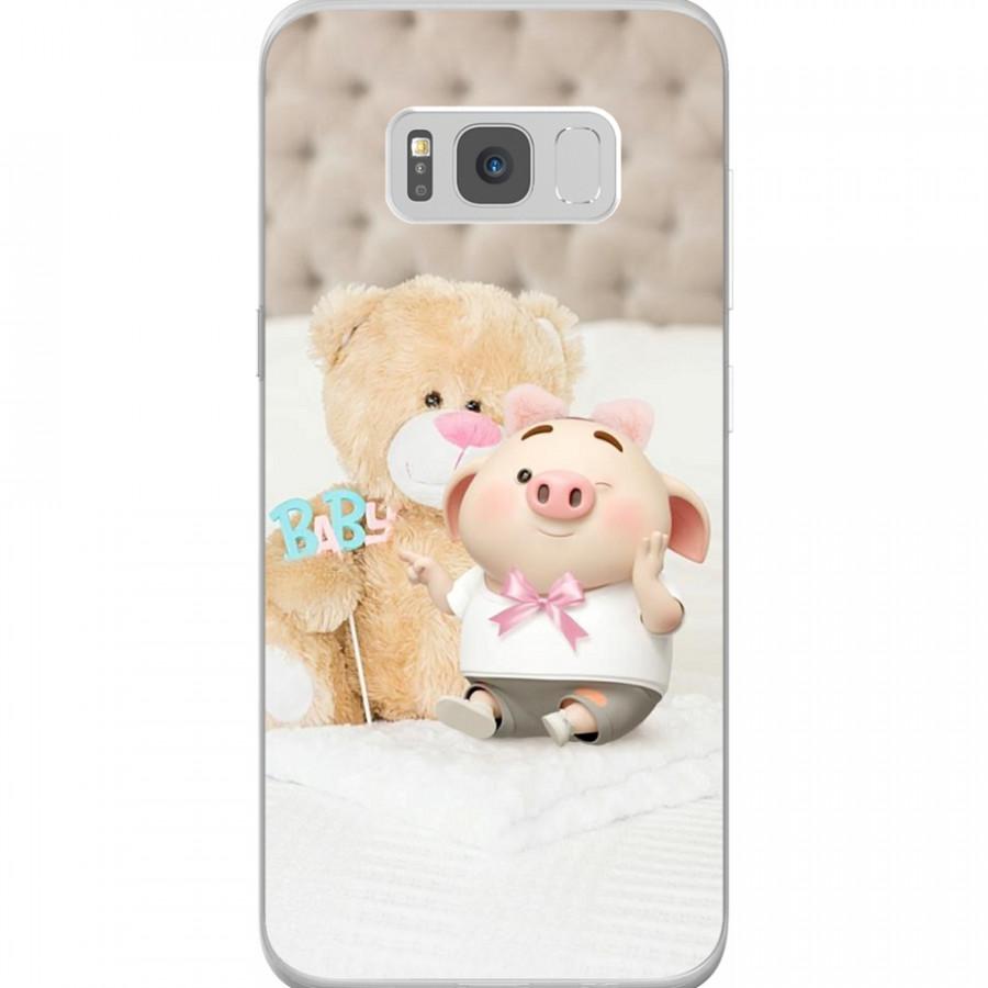 Ốp Lưng Cho Điện Thoại Samsung Galaxy S8 Plus - Mẫu aheocon 132