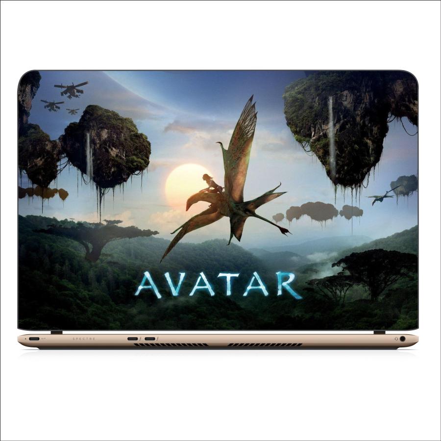 Miếng Dán Skin In Decal Dành Cho Laptop - Avatar 1 - Mã: 101118