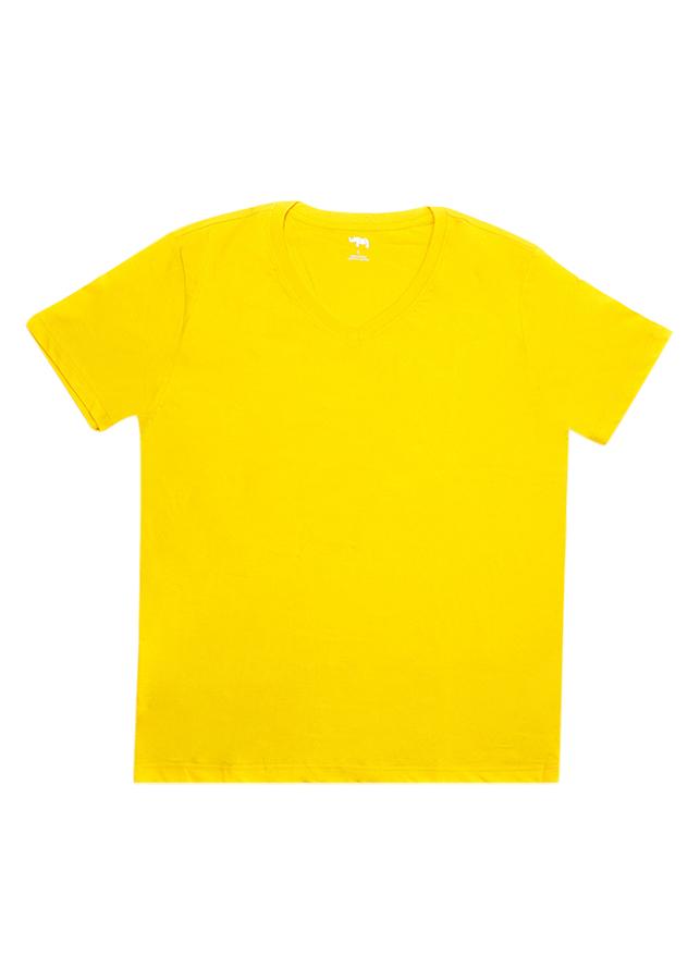 Áo Thun Nam Khử Mùi Store CHC CHCAT06 - Vàng