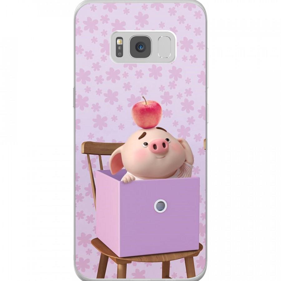 Ốp Lưng Cho Điện Thoại Samsung Galaxy S8 Plus - Mẫu aheocon 124