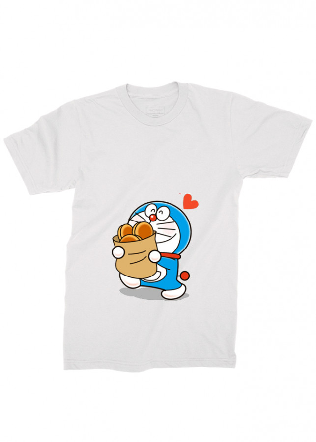 ÁO THUN NAM Doraemon, áo thun doraemon do7