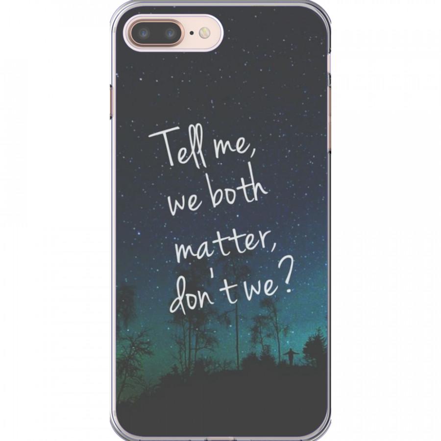 Ốp Lưng Cho Điện Thoại iPhone 8 Plus - Mẫu TAMTRANG1262