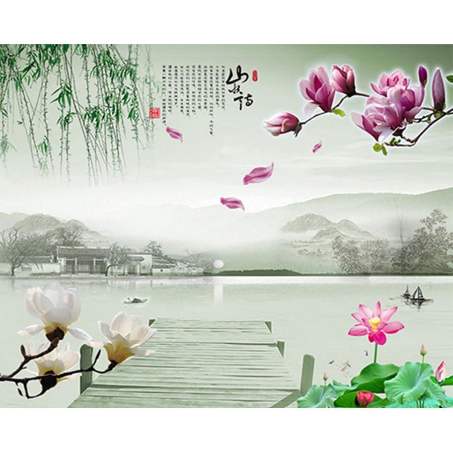 Tranh dán tường 3d | Tranh dán tường phong thủy hoa sen cá chép 3d 123 - 1319380 , 2641517756462 , 62_5318349 , 450000 , Tranh-dan-tuong-3d-Tranh-dan-tuong-phong-thuy-hoa-sen-ca-chep-3d-123-62_5318349 , tiki.vn , Tranh dán tường 3d | Tranh dán tường phong thủy hoa sen cá chép 3d 123