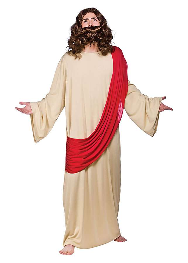 Trang Phục Jesus (Freesize)