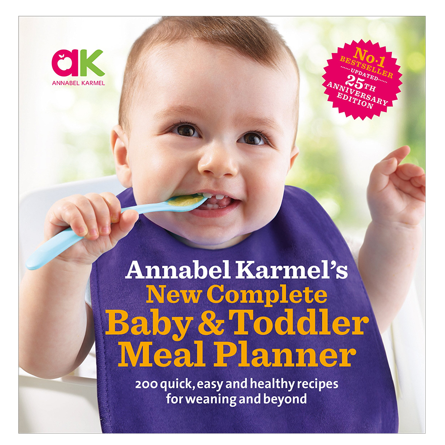 New Complete Baby  Toddler Meal Planner