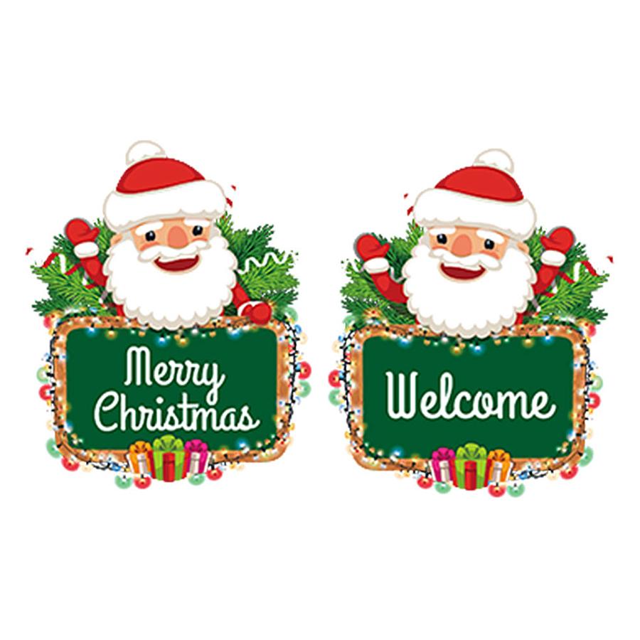Miếng Dán Cửa Ông Già Noen Welcome Xmas Decal - 1613270 , 9453347375200 , 62_11196539 , 242000 , Mieng-Dan-Cua-Ong-Gia-Noen-Welcome-Xmas-Decal-62_11196539 , tiki.vn , Miếng Dán Cửa Ông Già Noen Welcome Xmas Decal