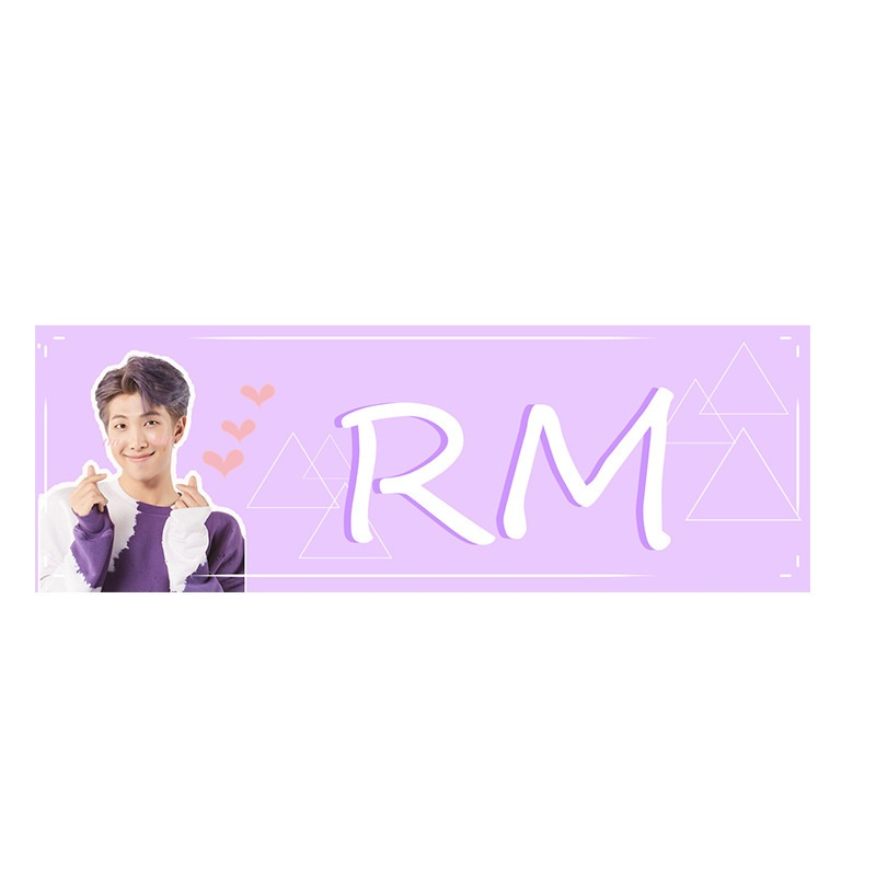 Banner cầm tay RM BTS - 1966028 , 7334542512947 , 62_14797448 , 60000 , Banner-cam-tay-RM-BTS-62_14797448 , tiki.vn , Banner cầm tay RM BTS