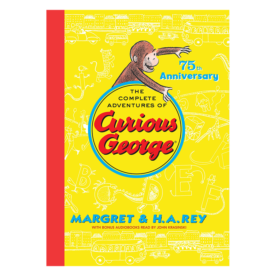 The Complete Adventures of Curious George: 75th