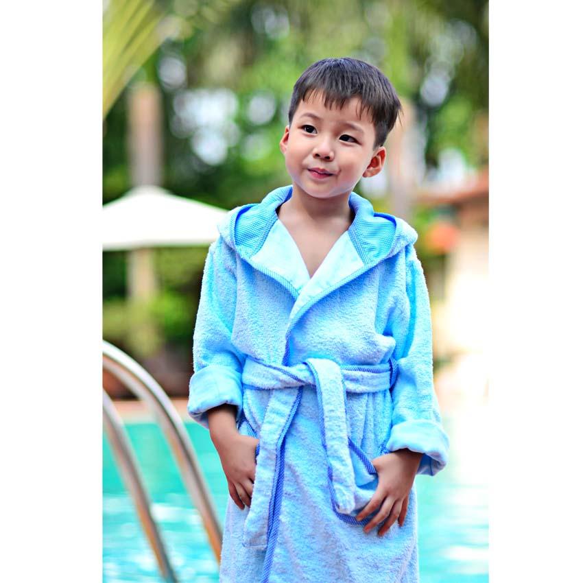 Áo choàng tắm trẻ em cotton Mollis ACE8 70 cm - 2065349 , 2894520537997 , 62_12487672 , 195000 , Ao-choang-tam-tre-em-cotton-Mollis-ACE8-70-cm-62_12487672 , tiki.vn , Áo choàng tắm trẻ em cotton Mollis ACE8 70 cm