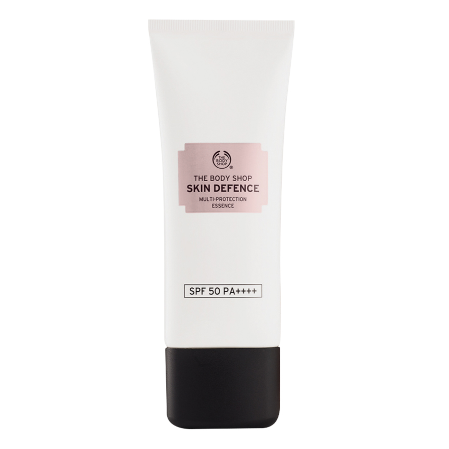 Kem Chống Nắng The Body Shop Skin Defence Essence (60ml) - 896714 , 5028197750879 , 62_1609239 , 1099000 , Kem-Chong-Nang-The-Body-Shop-Skin-Defence-Essence-60ml-62_1609239 , tiki.vn , Kem Chống Nắng The Body Shop Skin Defence Essence (60ml)