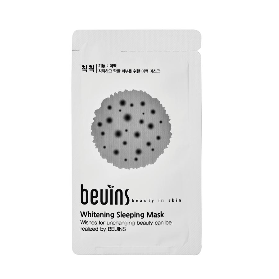 Combo 5 Gói Mặt Nạ Ngủ Dưỡng Da Trắng Sáng Beuins - 1212193 , 9300219613512 , 62_5097673 , 137500 , Combo-5-Goi-Mat-Na-Ngu-Duong-Da-Trang-Sang-Beuins-62_5097673 , tiki.vn , Combo 5 Gói Mặt Nạ Ngủ Dưỡng Da Trắng Sáng Beuins