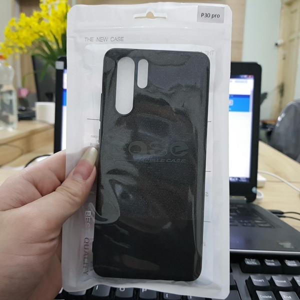 Ốp lưng Huawei P30 Pro vải 3 lớp (Xám đen) - Hàng nhập khẩu - 803431 , 9949523748109 , 62_14072687 , 350000 , Op-lung-Huawei-P30-Pro-vai-3-lop-Xam-den-Hang-nhap-khau-62_14072687 , tiki.vn , Ốp lưng Huawei P30 Pro vải 3 lớp (Xám đen) - Hàng nhập khẩu