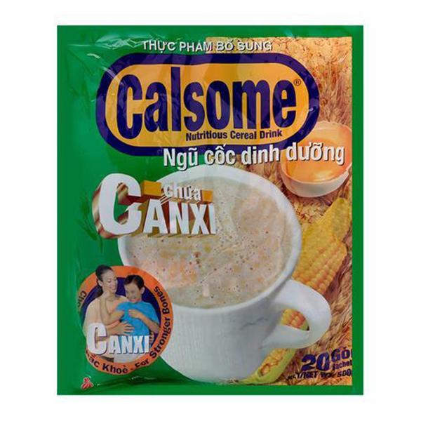 Bột ngũ cốc Calsome hương Vani - 949503 , 4126086145964 , 62_2119333 , 60000 , Bot-ngu-coc-Calsome-huong-Vani-62_2119333 , tiki.vn , Bột ngũ cốc Calsome hương Vani