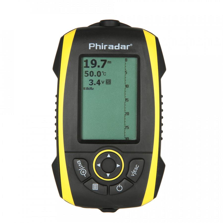 Portable LCD Fish Finder Smart Sonar Fish Finder Sonar Transducer Fishfinder Fishing Bait Tool Fish Alarm Bottom Contour - 7562044 , 1301940983415 , 62_16659823 , 2710000 , Portable-LCD-Fish-Finder-Smart-Sonar-Fish-Finder-Sonar-Transducer-Fishfinder-Fishing-Bait-Tool-Fish-Alarm-Bottom-Contour-62_16659823 , tiki.vn , Portable LCD Fish Finder Smart Sonar Fish Finder Sonar