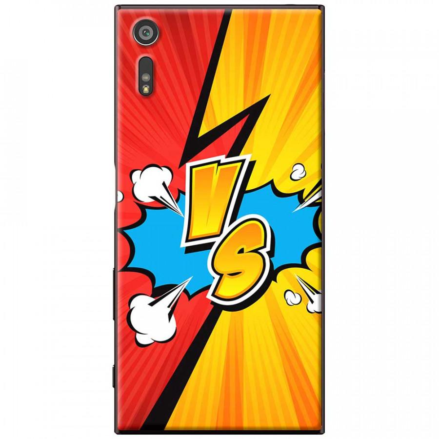Ốp lưng dành cho Sony Xperia XZ mẫu VS đỏ vàng - 2014481 , 2496880647486 , 62_14864700 , 150000 , Op-lung-danh-cho-Sony-Xperia-XZ-mau-VS-do-vang-62_14864700 , tiki.vn , Ốp lưng dành cho Sony Xperia XZ mẫu VS đỏ vàng