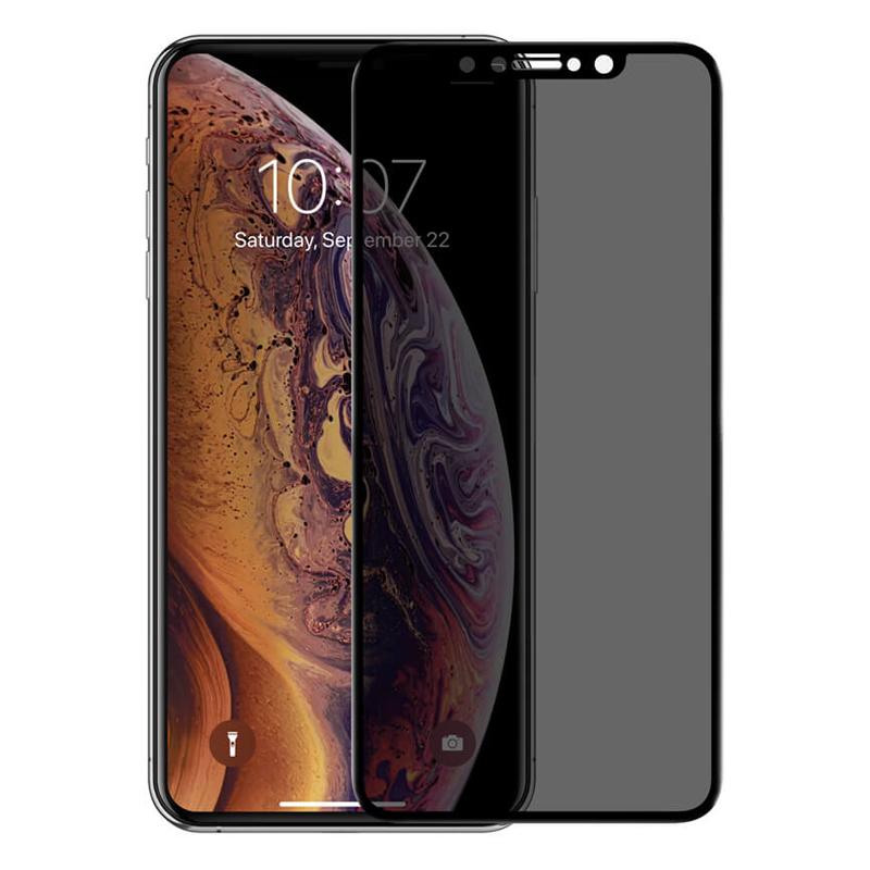 Miếng Dán Chống Nhìn Trộm Nillkin AP+3D Max Cho iPhone Xs Max