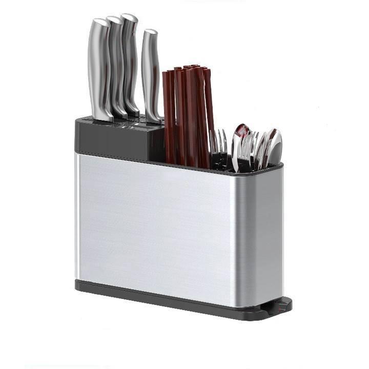 Kệ nhà bếp - giá để dao đũa thì inox SNY - 1448755 , 5223321699837 , 62_13443152 , 420000 , Ke-nha-bep-gia-de-dao-dua-thi-inox-SNY-62_13443152 , tiki.vn , Kệ nhà bếp - giá để dao đũa thì inox SNY