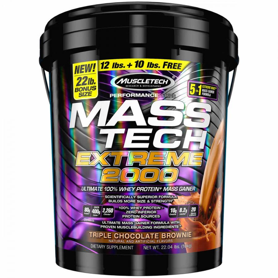 Sữa tăng cân Mass Tech Extreme 2000 22lbs (10kg) + Quà tặng - 9553709 , 9113925042749 , 62_11597738 , 2700000 , Sua-tang-can-Mass-Tech-Extreme-2000-22lbs-10kg-Qua-tang-62_11597738 , tiki.vn , Sữa tăng cân Mass Tech Extreme 2000 22lbs (10kg) + Quà tặng
