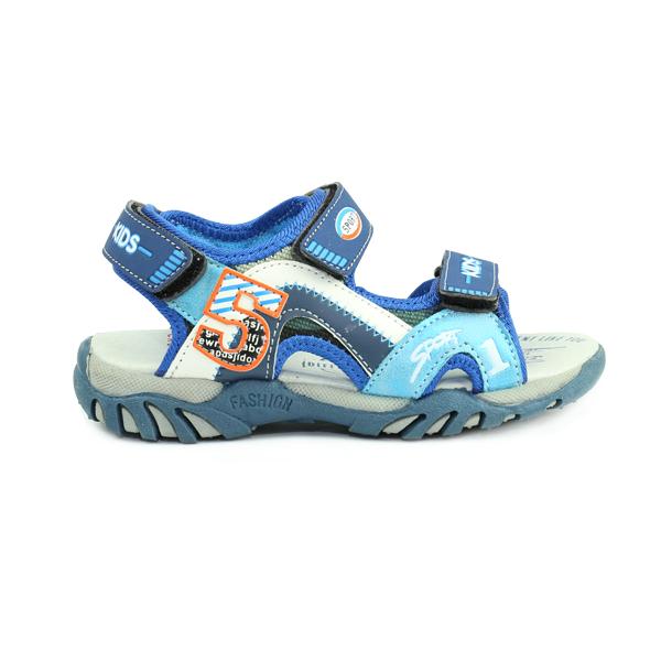 Xăng đan cho bé trai ưa vận động Crown Uk Active sandals Crown Space Cruk523.18.BL