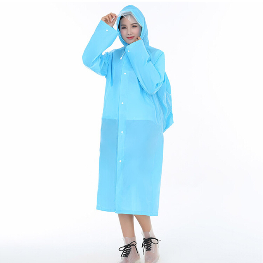 Benedict EVA long non-disposable hooded raincoat rain gear backpack thick poncho outdoor hiking travel non-disposable poncho men and women rain... - 1907015 , 6155921128532 , 62_10249961 , 204000 , Benedict-EVA-long-non-disposable-hooded-raincoat-rain-gear-backpack-thick-poncho-outdoor-hiking-travel-non-disposable-poncho-men-and-women-rain...-62_10249961 , tiki.vn , Benedict EVA long non-disposab