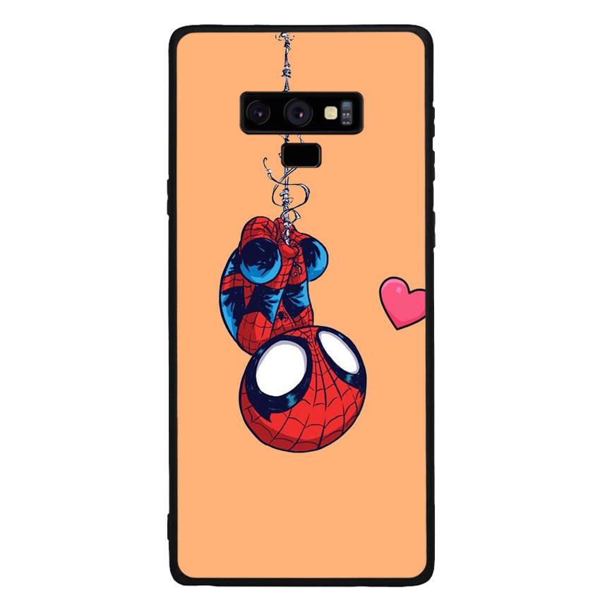 Ốp lưng nhựa cứng viền dẻo TPU cho điện thoại Samsung Galaxy Note 9 - Spiderman 02 - 9530619 , 2299615735010 , 62_19547526 , 124000 , Op-lung-nhua-cung-vien-deo-TPU-cho-dien-thoai-Samsung-Galaxy-Note-9-Spiderman-02-62_19547526 , tiki.vn , Ốp lưng nhựa cứng viền dẻo TPU cho điện thoại Samsung Galaxy Note 9 - Spiderman 02