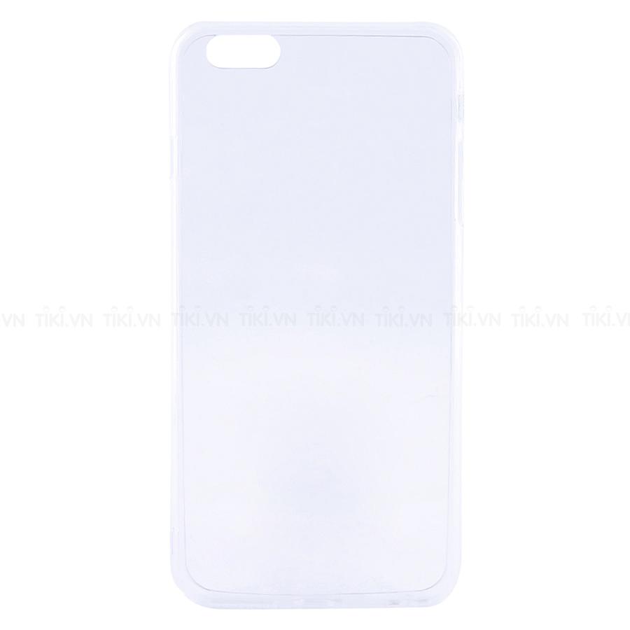 Ốp Lưng Dành Cho iPhone 6 Plus/ 6S Plus Viền Silicon Cao Cấp Sang Trọng