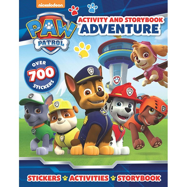 Nickelodeon PAW Patrol Activity and Storybook Adventure - Chú chó cứu hộ - 947605 , 1410114232799 , 62_2098247 , 181000 , Nickelodeon-PAW-Patrol-Activity-and-Storybook-Adventure-Chu-cho-cuu-ho-62_2098247 , tiki.vn , Nickelodeon PAW Patrol Activity and Storybook Adventure - Chú chó cứu hộ
