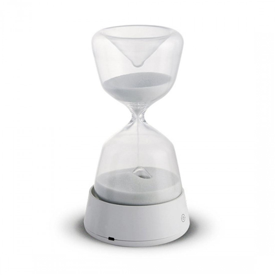 Usb Hourglass With Little Night Light Touch Dimming