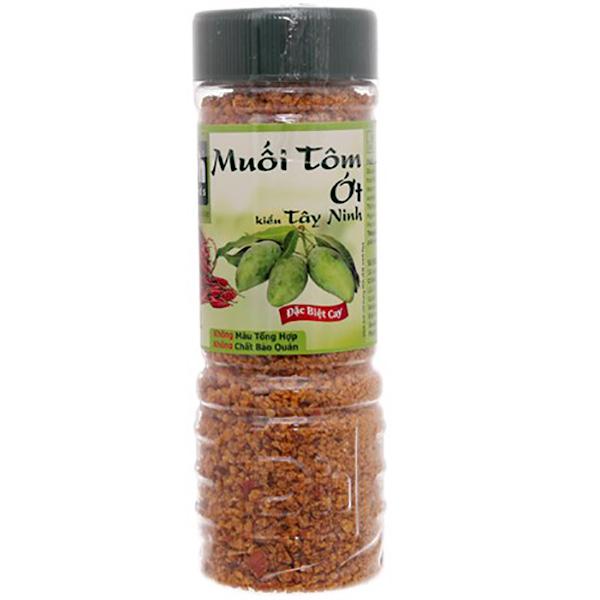 Muối tôm ớt kiểu Tây Ninh 120gr Dh Foods - 979858 , 2642384297508 , 62_2467251 , 19000 , Muoi-tom-ot-kieu-Tay-Ninh-120gr-Dh-Foods-62_2467251 , tiki.vn , Muối tôm ớt kiểu Tây Ninh 120gr Dh Foods