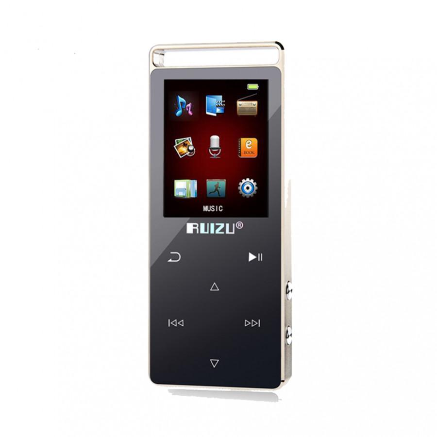 Máy nghe nhạc RUIZU 01 Bluetooth 8G  Hàng Nhập Khẩu - 2339835 , 2819799325991 , 62_15213254 , 1050000 , May-nghe-nhac-RUIZU-01-Bluetooth-8G-Hang-Nhap-Khau-62_15213254 , tiki.vn , Máy nghe nhạc RUIZU 01 Bluetooth 8G  Hàng Nhập Khẩu