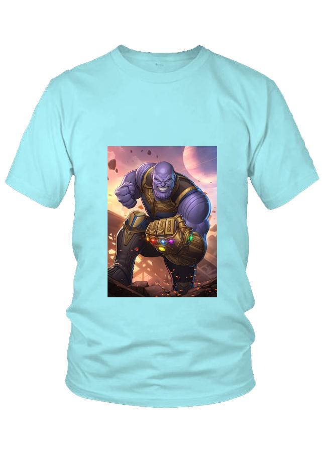 Áo thun nữ thời trang Thanos Mẫu 6 - 8134972 , 9265442214502 , 62_16434777 , 179000 , Ao-thun-nu-thoi-trang-Thanos-Mau-6-62_16434777 , tiki.vn , Áo thun nữ thời trang Thanos Mẫu 6