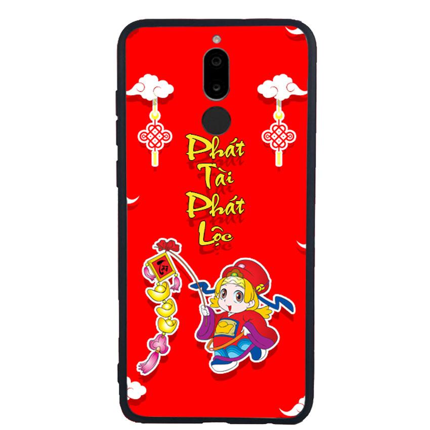 Ốp Lưng Viền TPU cho điện thoại Huawei Nova 2i -Thần Tài 03