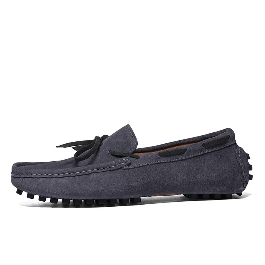 Giày Lười Nam Vải Da Lộn CELE M8C2B67701