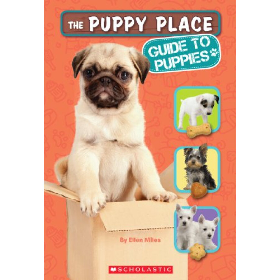 The Puppy Place: Guide to Puppies - 1224064 , 2929888547798 , 62_5231833 , 136000 , The-Puppy-Place-Guide-to-Puppies-62_5231833 , tiki.vn , The Puppy Place: Guide to Puppies