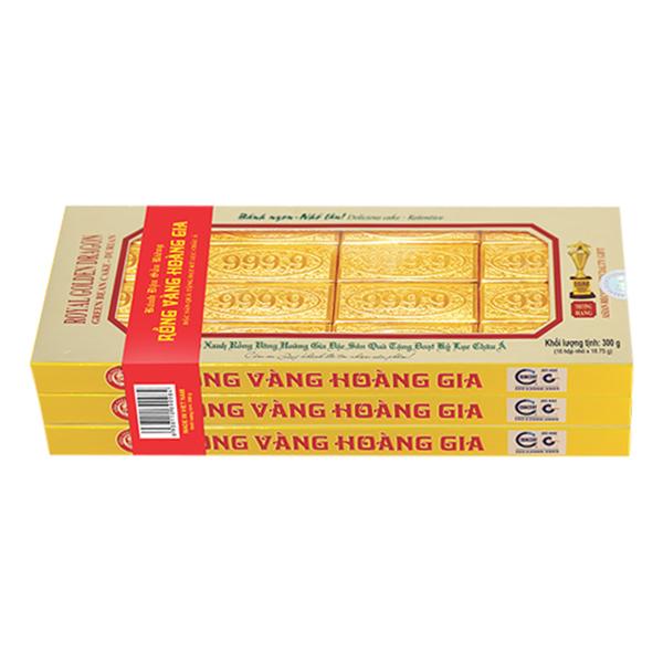 Combo Ba Bánh Đậu Xanh Rồng Vàng Hoàng Gia Sầu Riêng (300g x 3) - 1466850 , 2651378727198 , 62_14302631 , 212000 , Combo-Ba-Banh-Dau-Xanh-Rong-Vang-Hoang-Gia-Sau-Rieng-300g-x-3-62_14302631 , tiki.vn , Combo Ba Bánh Đậu Xanh Rồng Vàng Hoàng Gia Sầu Riêng (300g x 3)