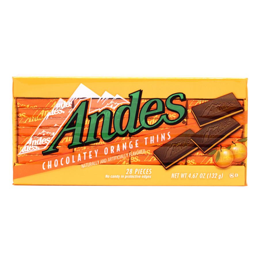 Kẹo Socola Andes Cam (132g)