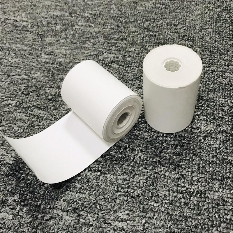 100 cuộn Giấy in nhiệt K57, giấy in hóa đơn K57 (bill), giấy nhiệt K57x45mm