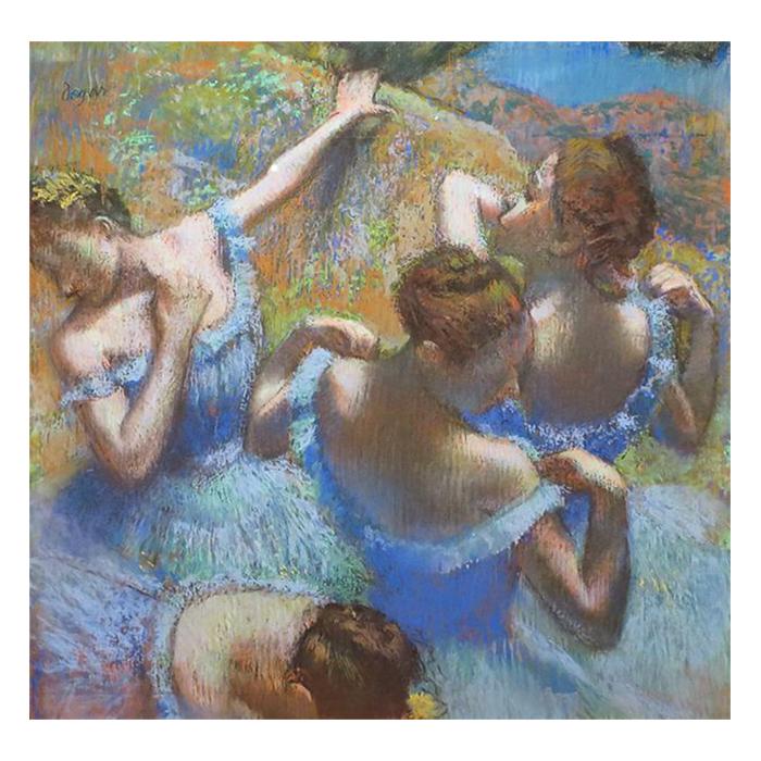Tranh Những Vũ Công Áo Lam (Edgar Degas) - 9407486 , 1021651725226 , 62_3298487 , 412000 , Tranh-Nhung-Vu-Cong-Ao-Lam-Edgar-Degas-62_3298487 , tiki.vn , Tranh Những Vũ Công Áo Lam (Edgar Degas)