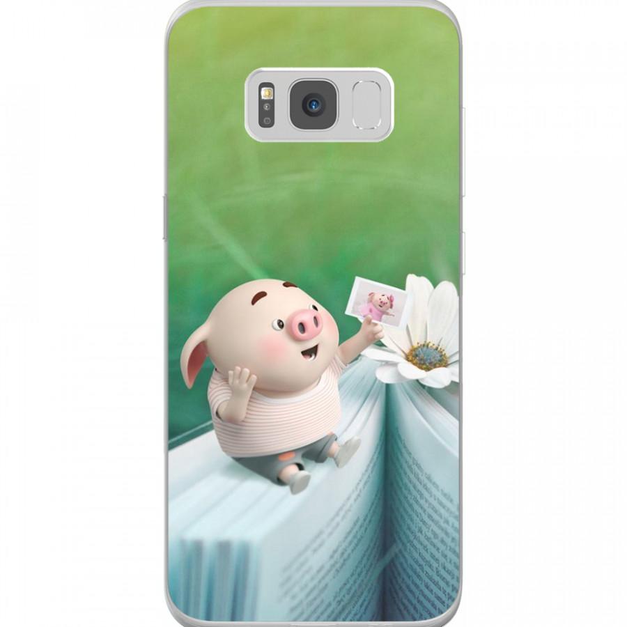 Ốp Lưng Cho Điện Thoại Samsung Galaxy S8 Plus - Mẫu aheocon 126