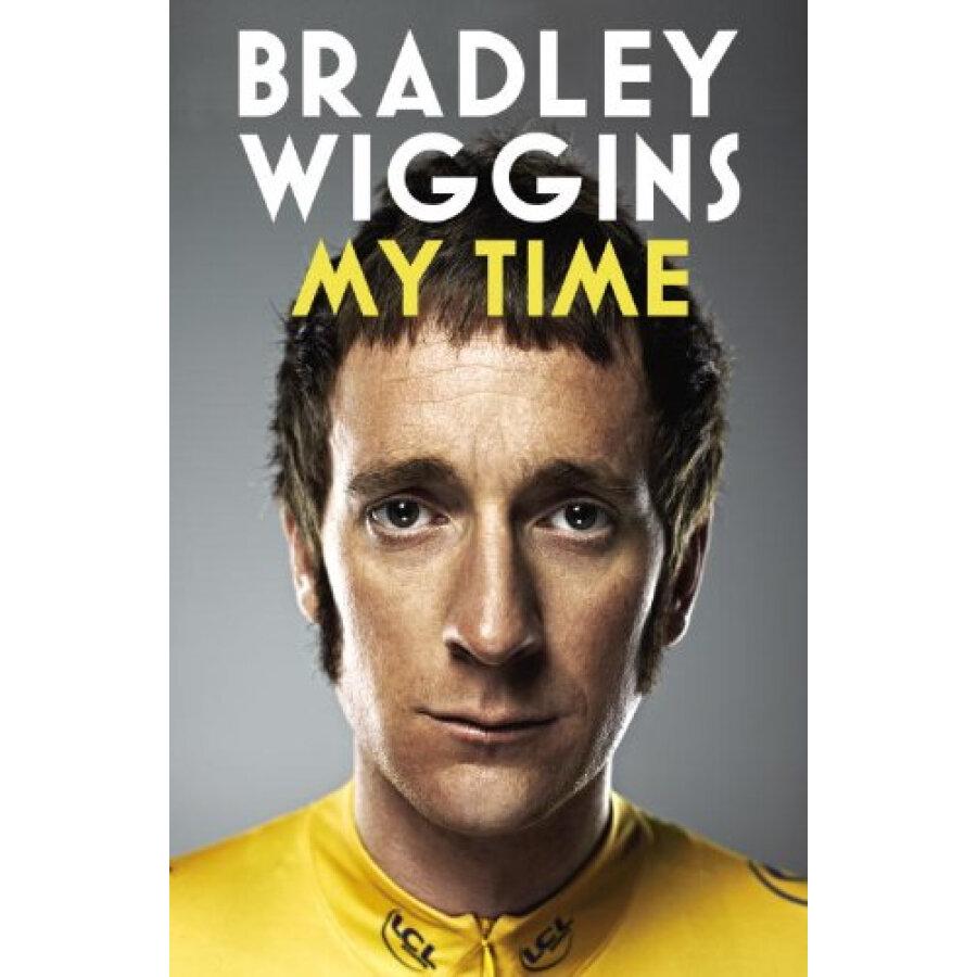 Bradley Wiggins: My Time - 1235271 , 7653655010967 , 62_5264591 , 465000 , Bradley-Wiggins-My-Time-62_5264591 , tiki.vn , Bradley Wiggins: My Time