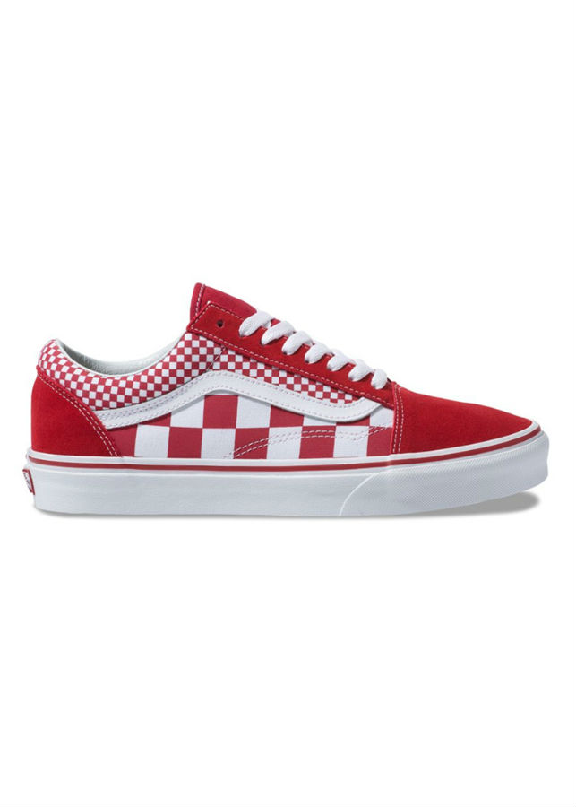 Giày Sneaker Unisex Old Skool Mix Checker Vans VN0A38G1VK5 - Chili Pepper/True White - 1852012 , 4168792719312 , 62_10033239 , 1750000 , Giay-Sneaker-Unisex-Old-Skool-Mix-Checker-Vans-VN0A38G1VK5-Chili-Pepper-True-White-62_10033239 , tiki.vn , Giày Sneaker Unisex Old Skool Mix Checker Vans VN0A38G1VK5 - Chili Pepper/True White