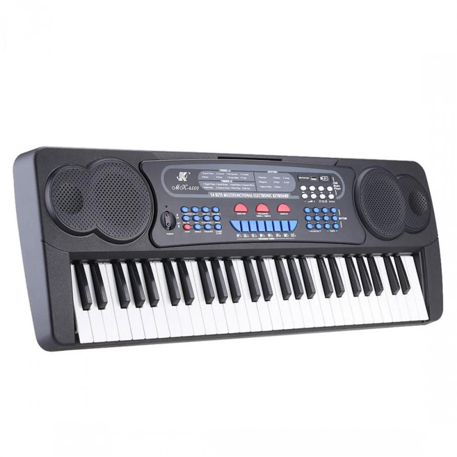 Đàn Organ 54 Phím MK 4500 (Kèm Giá Đỡ Và Micro) - 1717656 , 9113241481642 , 62_11931433 , 1168000 , Dan-Organ-54-Phim-MK-4500-Kem-Gia-Do-Va-Micro-62_11931433 , tiki.vn , Đàn Organ 54 Phím MK 4500 (Kèm Giá Đỡ Và Micro)