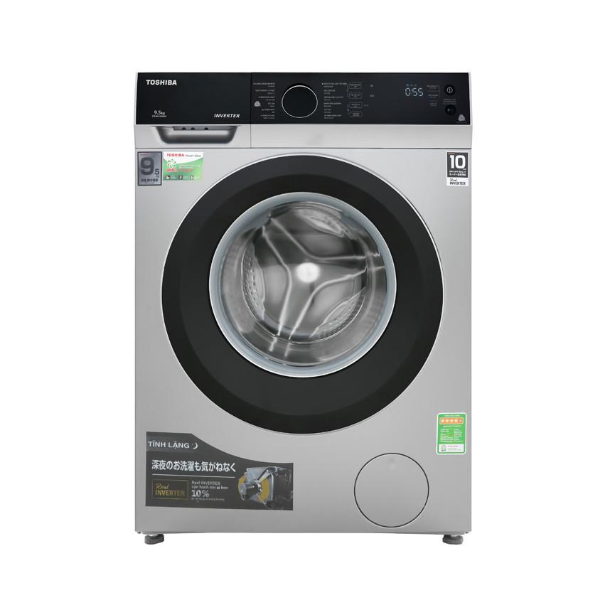 Máy giặt Toshiba Inverter 9.5 kg TW-BH105M4V SK Mẫu 2019 (HÀNG CHÍNH HÃNG)