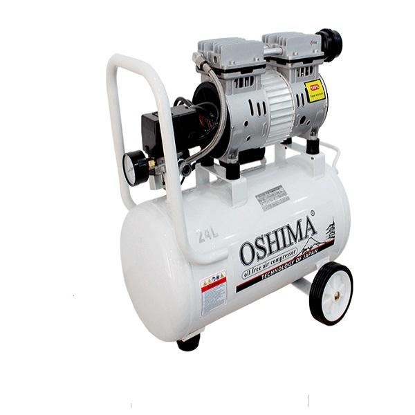 Máy nén khí Oshima 24L không dầu - 9545991 , 6701543602426 , 62_17494478 , 3200000 , May-nen-khi-Oshima-24L-khong-dau-62_17494478 , tiki.vn , Máy nén khí Oshima 24L không dầu