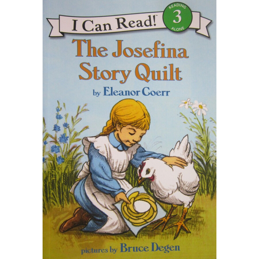 The Josefina Story Quilt (I Can Read, Level 3) - 1235381 , 3472029302132 , 62_5265183 , 118000 , The-Josefina-Story-Quilt-I-Can-Read-Level-3-62_5265183 , tiki.vn , The Josefina Story Quilt (I Can Read, Level 3)