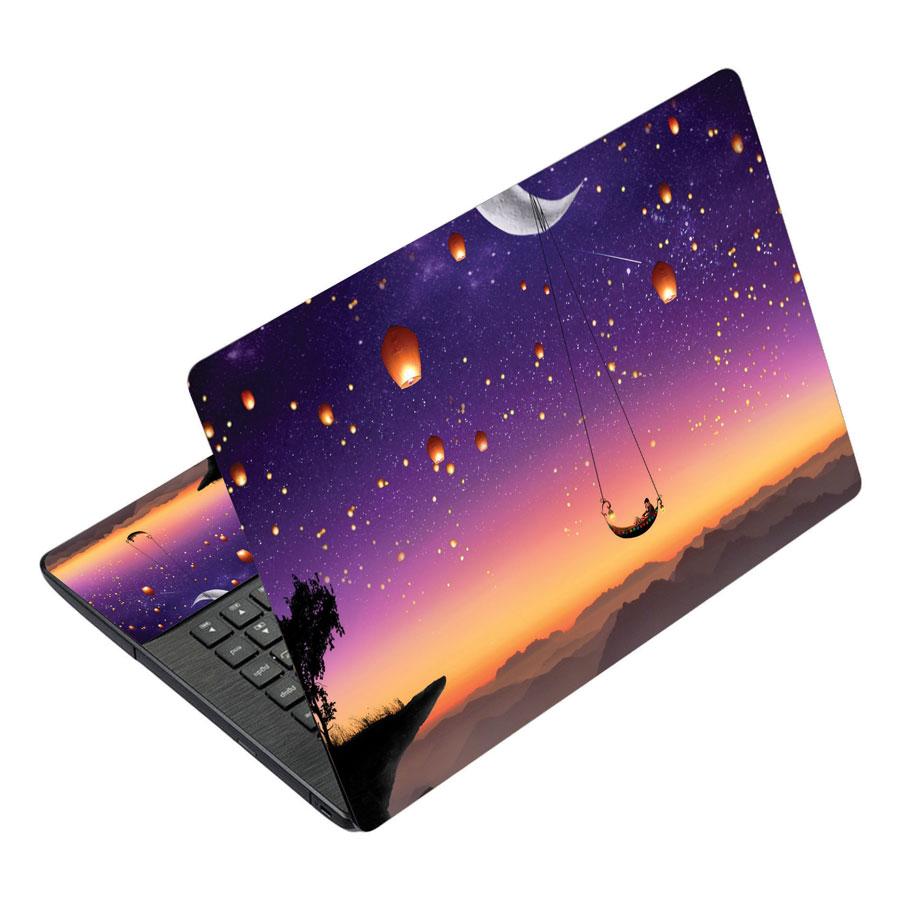 Miếng Dán Decal Dành Cho Laptop - Thiên Nhiên LTTN-56
