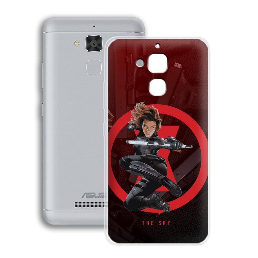 Ốp lưng cho điện thoại Asus Zenfone 3 MAX ZC520TL 5.2 inch - 01004 0538 SPY01 - Silicone dẻo - Hàng Chính Hãng