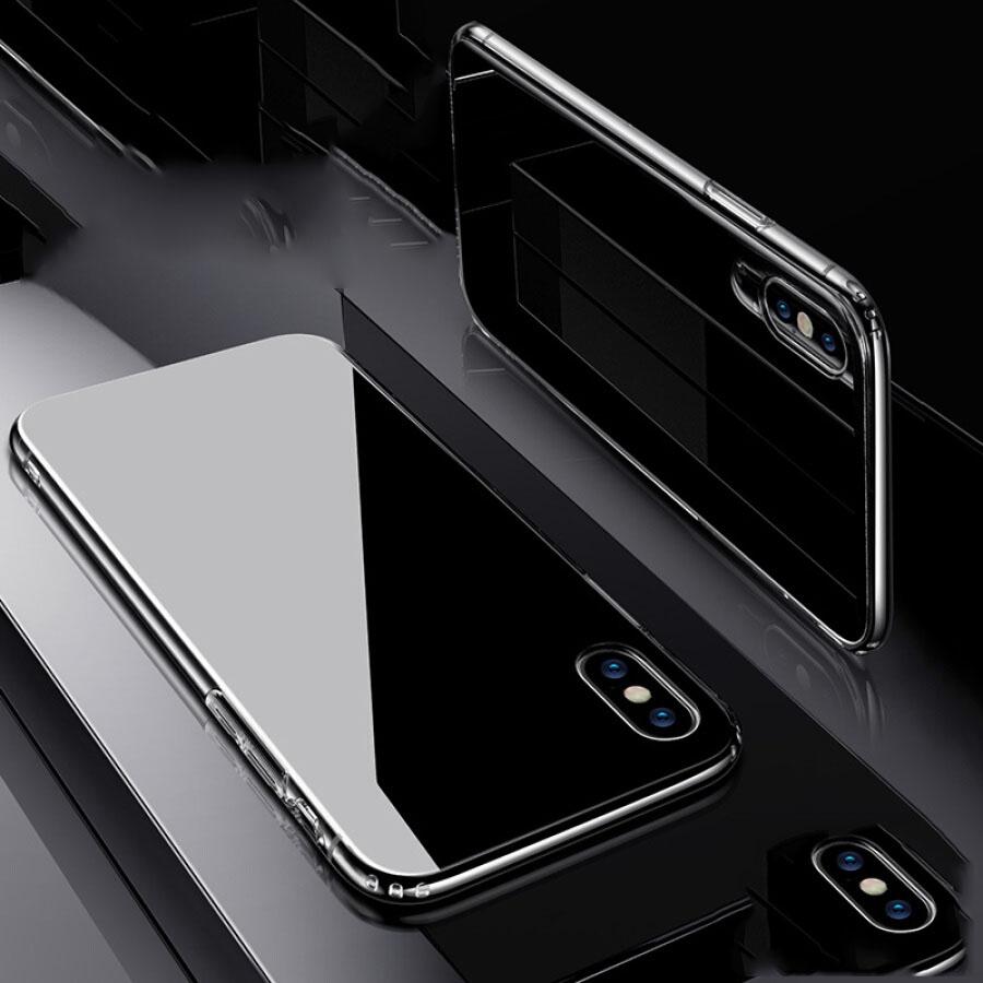 Ốp Lưng Mặt Kính Điện Thoại iPhone X/XS Billion Color (ESR)